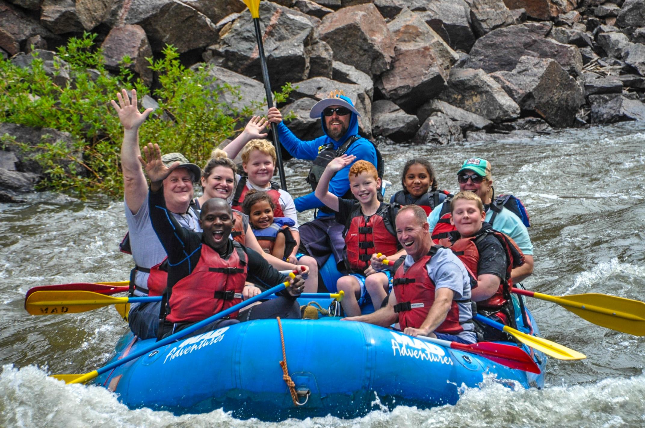 Colorado River Rating